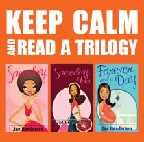 Jae Henderson Keep Calm Trilogy