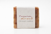 cinnamon almond soap