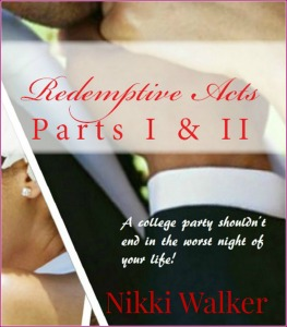 redemptive acts parts one and two createspace preview2