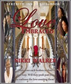 Love Embraced New Cover