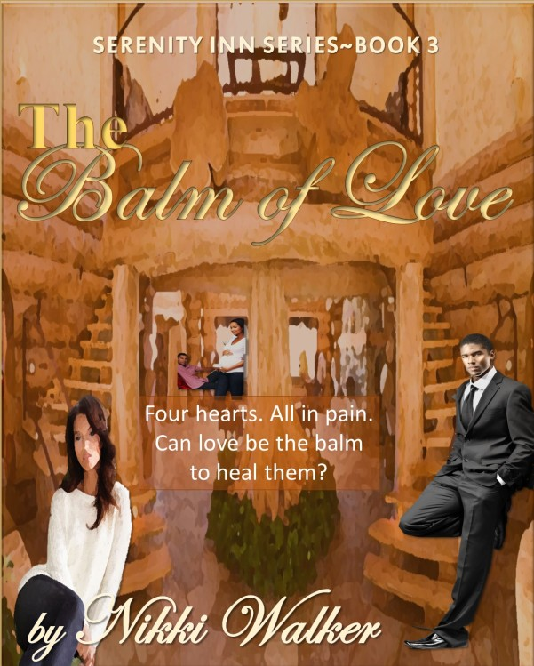 The Balm of Love Cover c